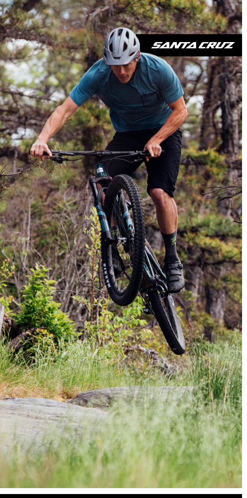 MTB Santa Cruz – Acquistate la vostra bicicletta Santa Cruz su ... a73cc202ca74