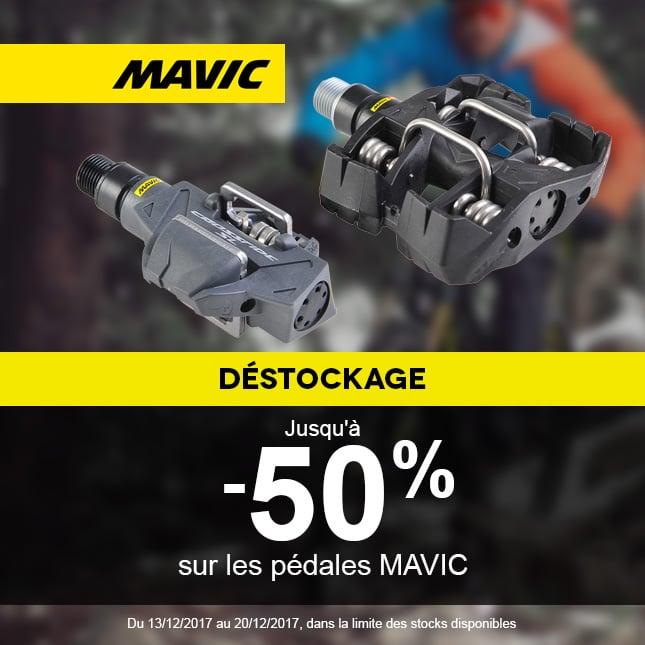 MAVIC Dstck pédales - 3