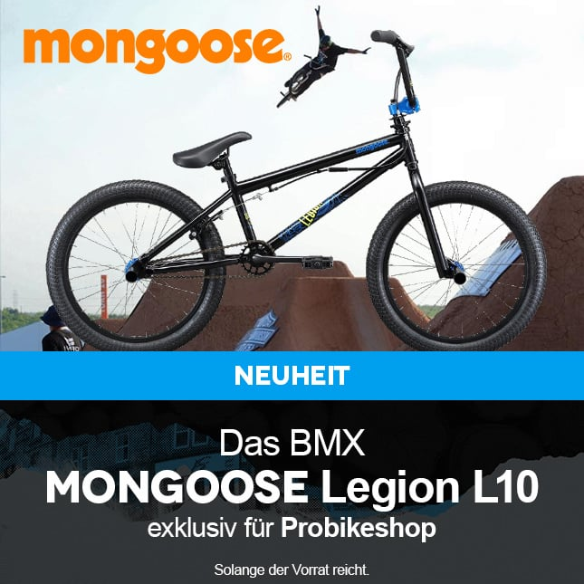 MONGOOSE L10 exclu