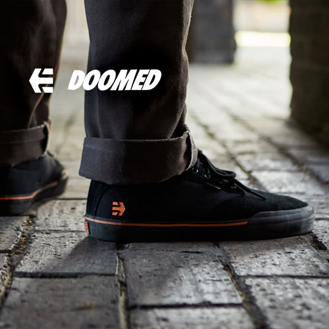 ETNIES x Doomed