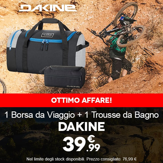DAKINE Sac+Trousse