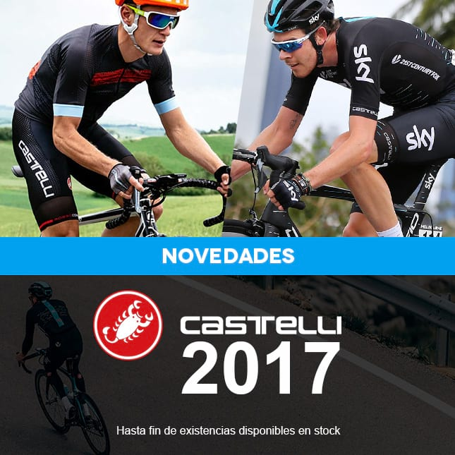 CASTELLI New2017