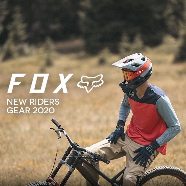 EQP FOX Nouveautés PE