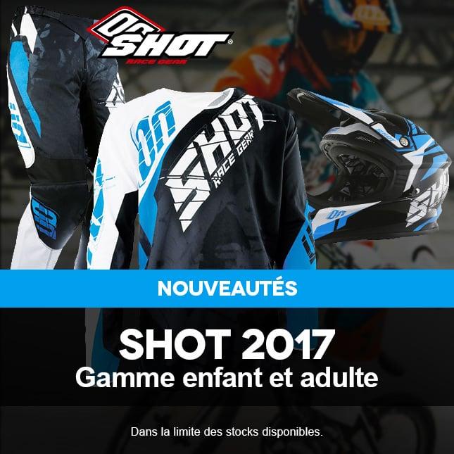 Gamme Shot - 2