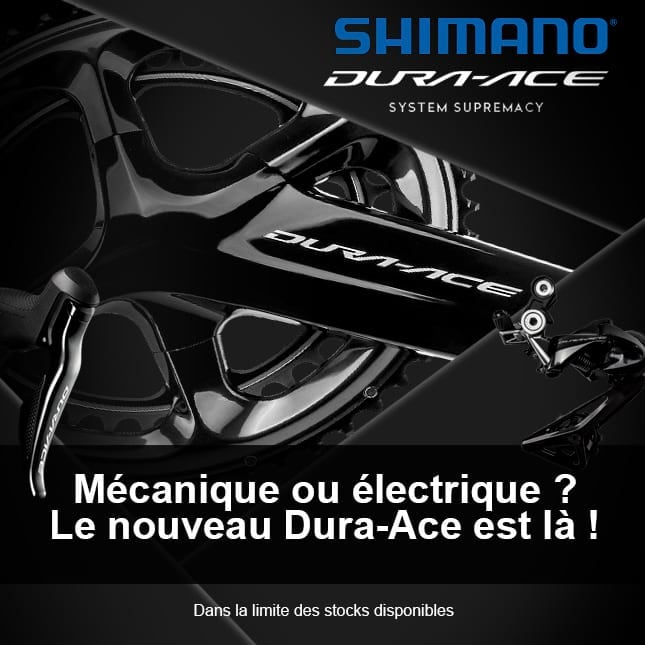 SHIMANO DuraAce new - 4