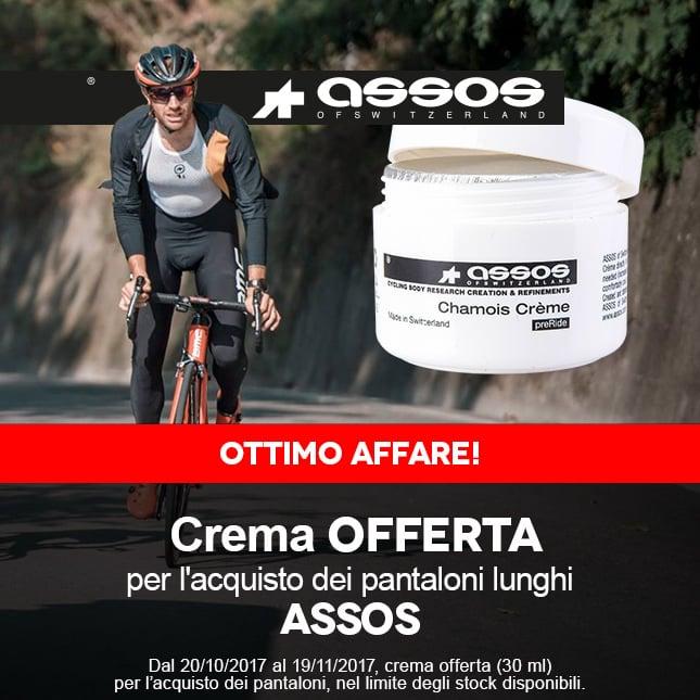 ASSOS Cuissard+Creme