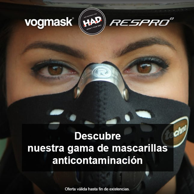 Masque antipollution