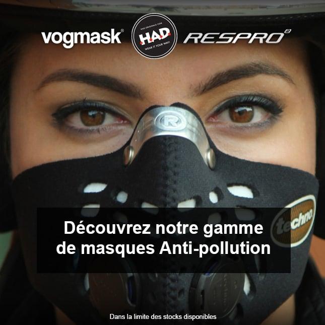Masque antipollution - 2