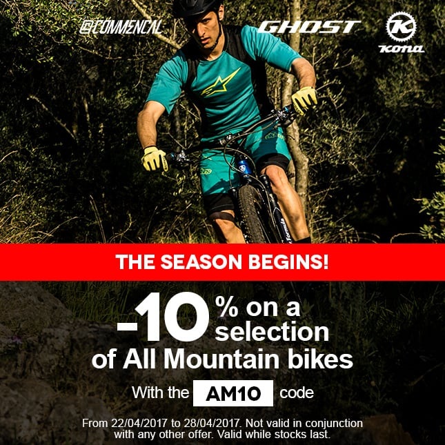 10% all Mount