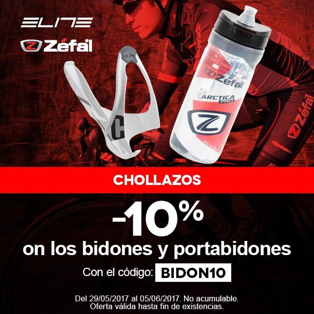 Promo-10 bidons