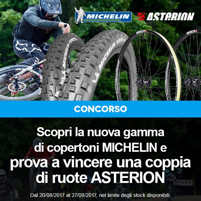 Ccr MICHELIN-ASTERION