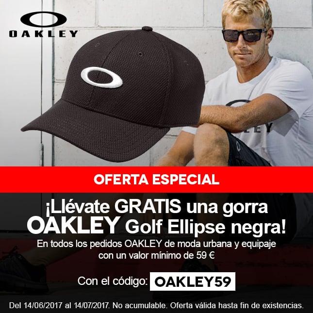 OAKLEY cap free