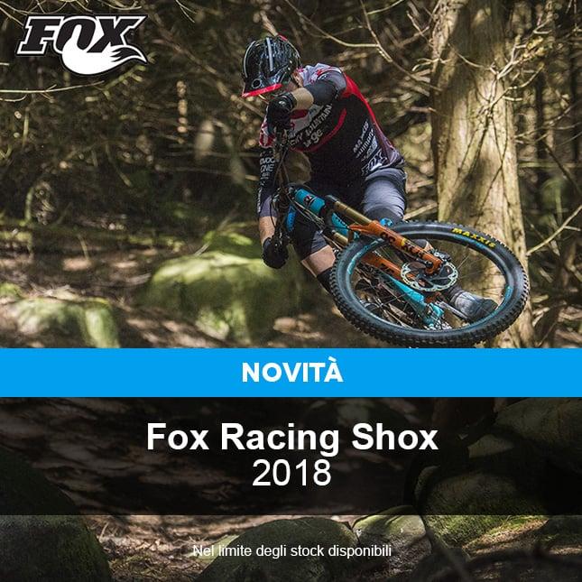 New FOX RC 18