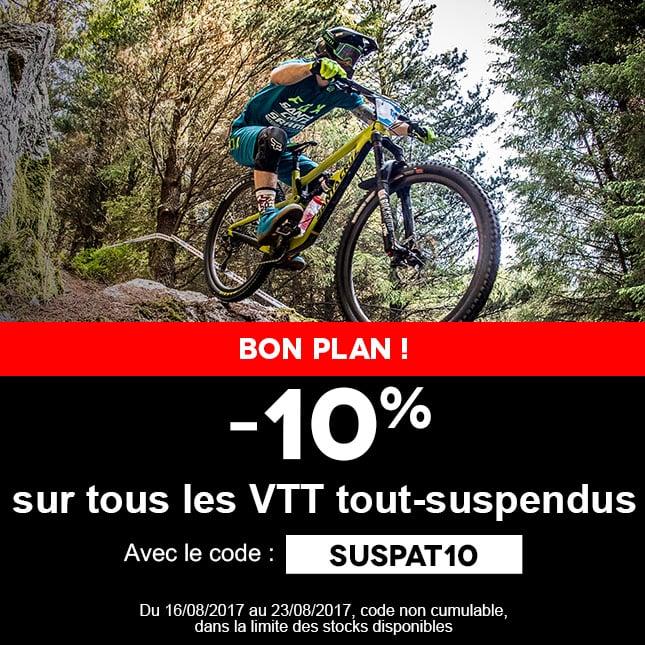 VTT tout-supendus - 1