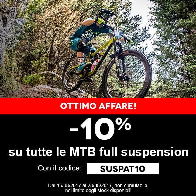 VTT tout-supendus