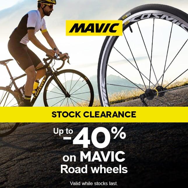 MAVIC dstk roue ROUTE