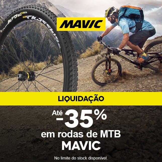 MAVIC dstk roue VTT
