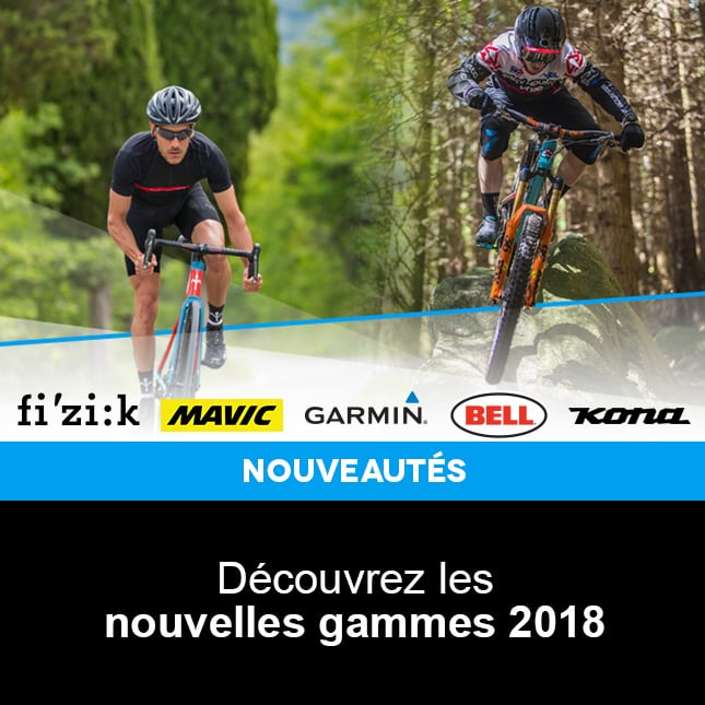 Gamme 2018 - 0