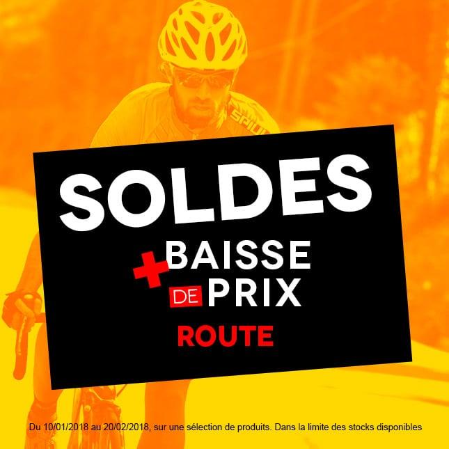 SOLDES Route - 4