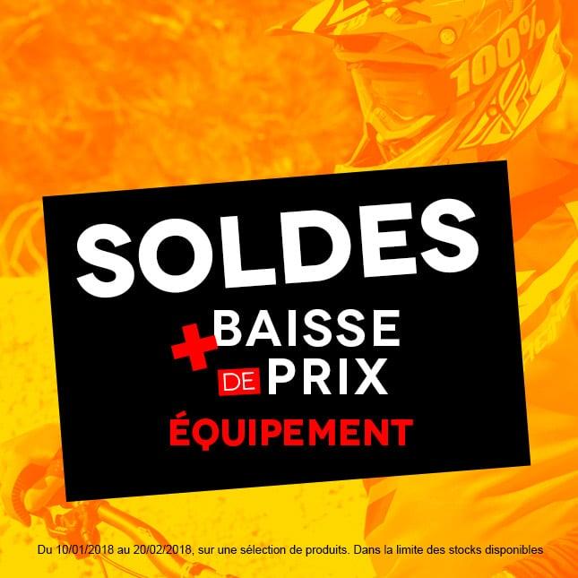SOLDES Equipement - 2
