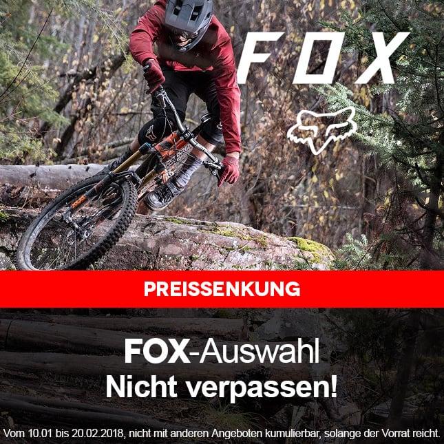 FOX Prix en Baisse