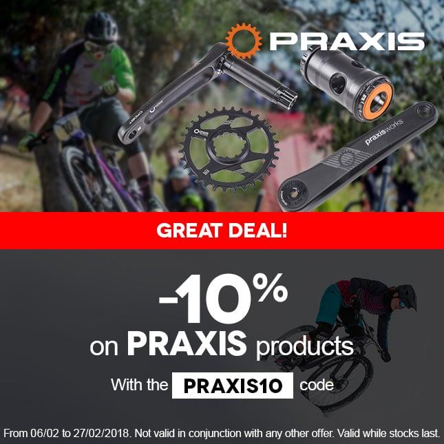 PRAXIS Promo-10