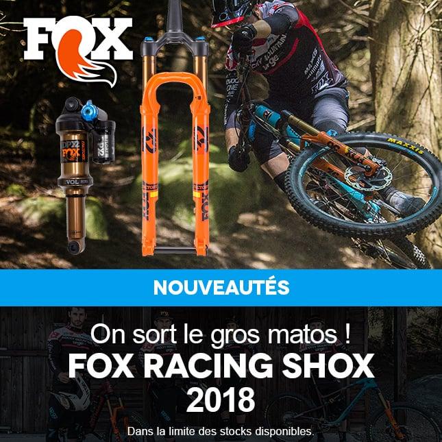 FOX RACING New2018 - 2