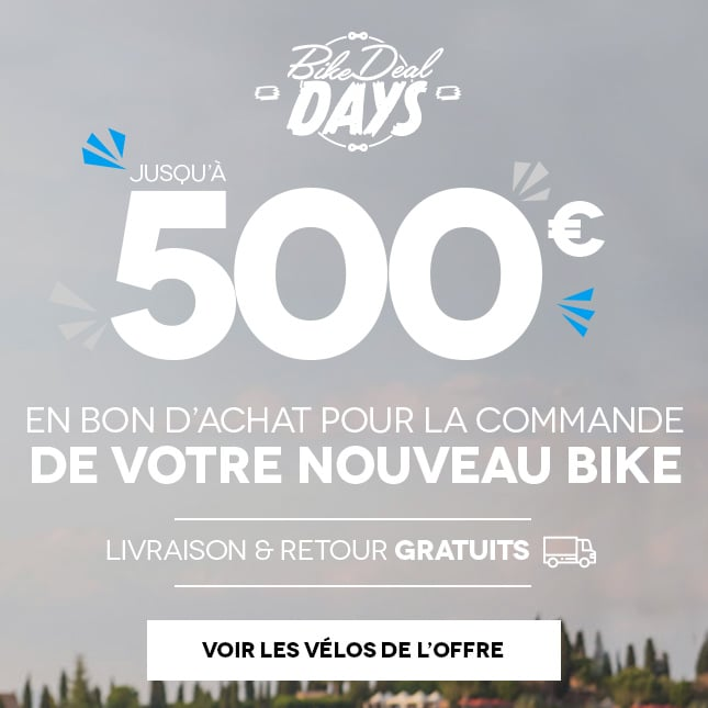 Bike Deal Days - 3