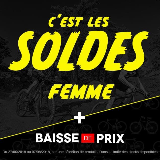 SOLDES Femme - 2