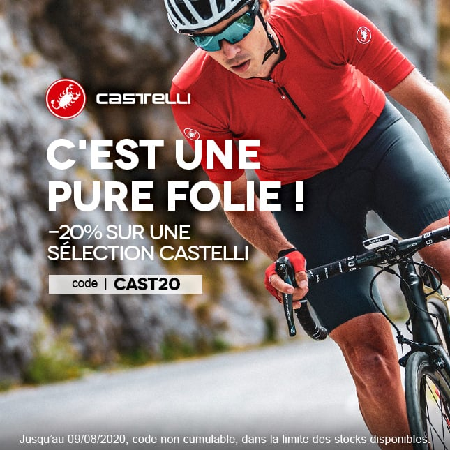 CASTELLI Selec -20