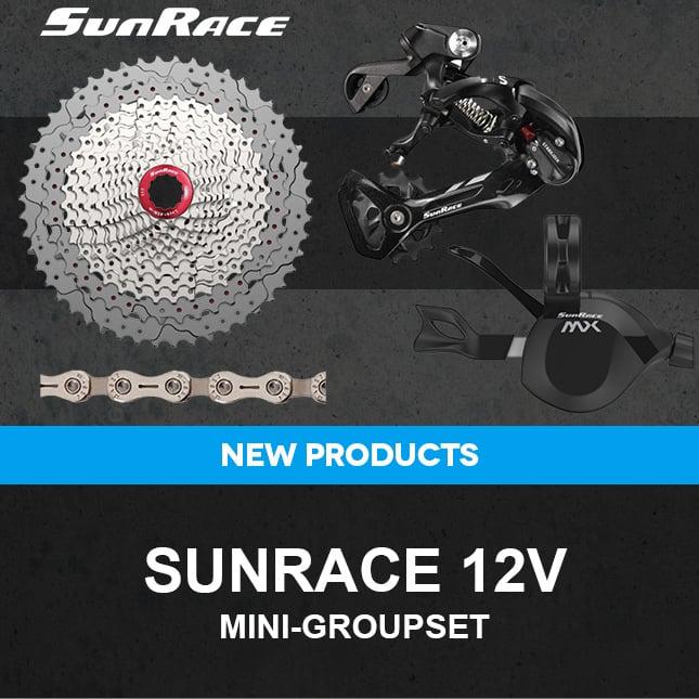 Groupe SunRace - 1