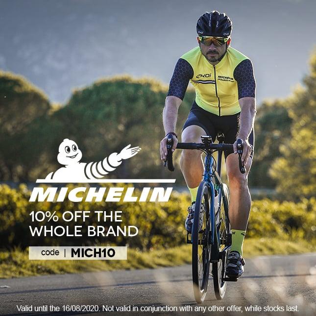 MICHELIN -10% sur tout