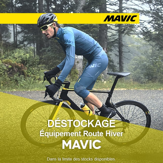 MAVIC Destock equipt - 3