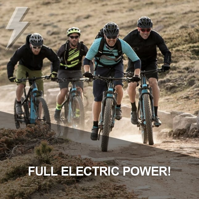 VTT-Electriques