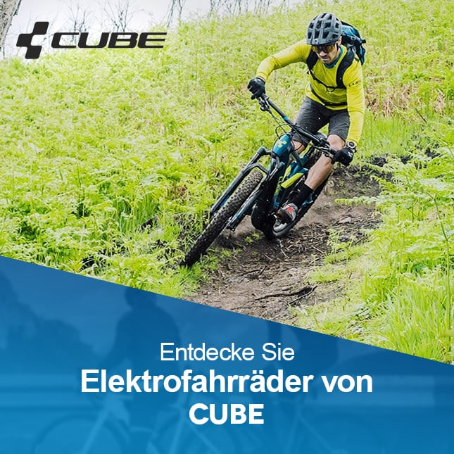 CUBE Ebikes