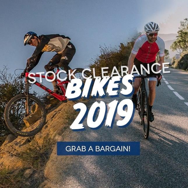 Destock vélos complets