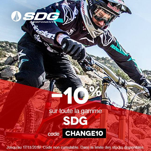 SDG -10% CHANGE10