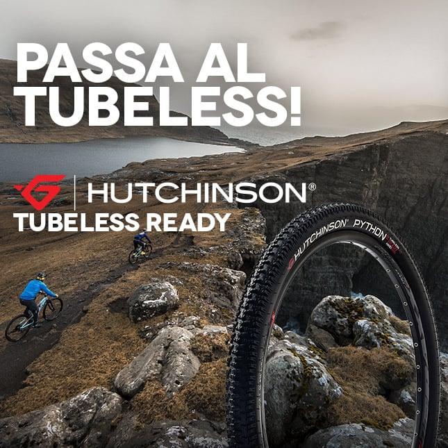 HUTCHINSON Pneus Tubeless