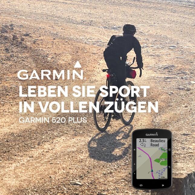 GARMIN - Offre 520+