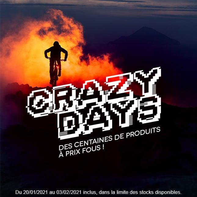 VTT - Crazy Days 2021