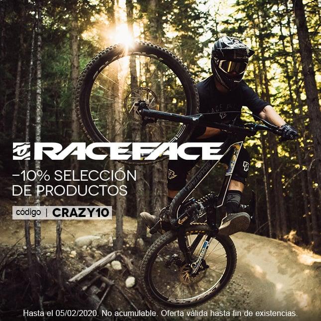 RACE FACE-10% CRAZY10