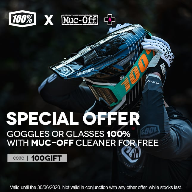 OFFRE 100% + MUC-OFF
