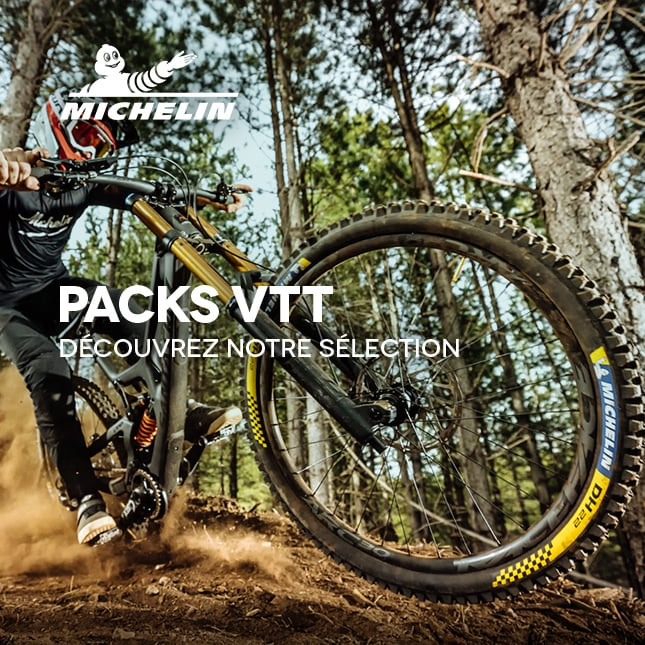 VTT - MICHELIN Packs
