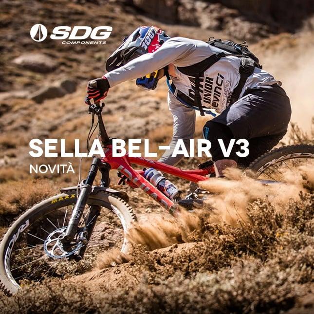 VTT-SDG Selle BEL-AIR V3