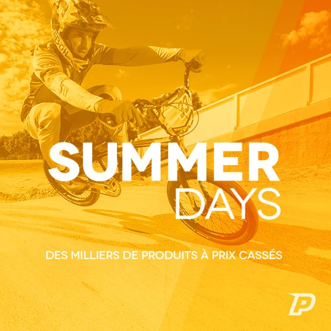 SUMMER DAYS 2021 slide-bmx pro
