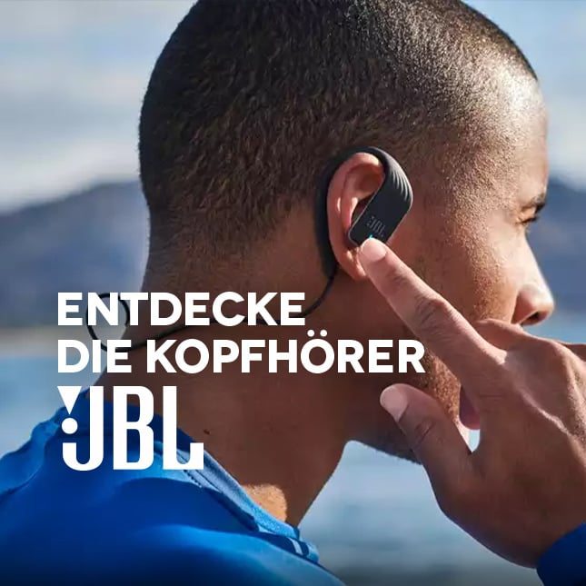 JBL - Nouvelle Marque