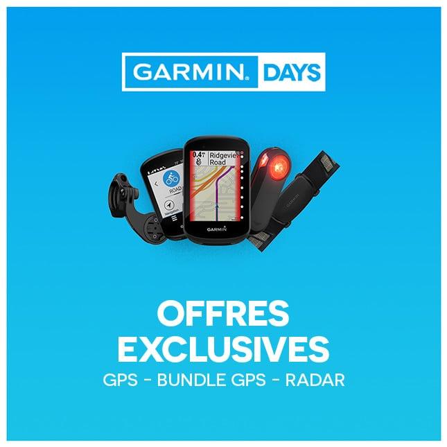 GARMIN DAYS slide-acc promo