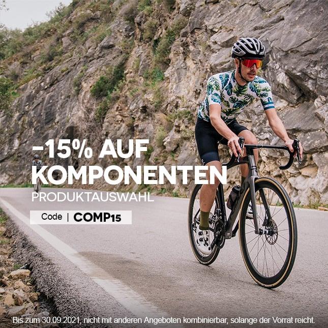 -15% Périphériques VTT/Route COMP15 slide-rte promo