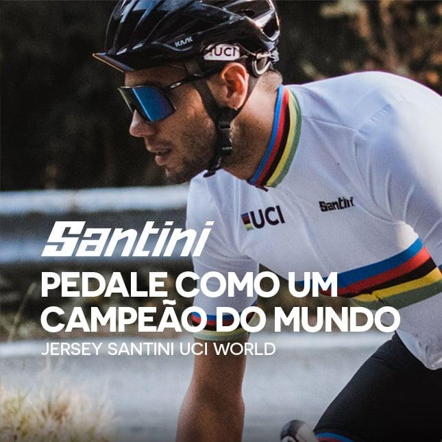 SANTINI Maillot UCI 100 slide-hp mea