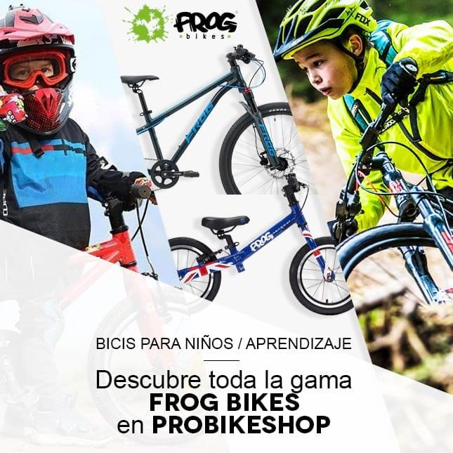 Gamme Frog Bikes